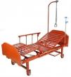 Кровать медицинская функциональная Е-8 WOOD (СИГМА-8)