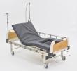 Кровать медицинская механическая F-43 (с туалетом)
