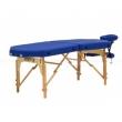 Стол массажный переносной с деревянной рамой Coinfy JF-Tapered