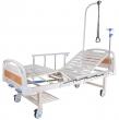 Кровать б/у медицинская 4-х секционная  E-8 с новым матрасом. Не использовалась