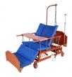 Кровать-кресло электроприводная Electro (DB11A-MM21) с функцией переворачивания и электротуалетом