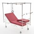 Кровать медицинская тракционная с туалетным устройством КМФ-943