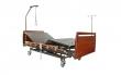 Кровать медицинская для интенсивной терапии с электроприводом DB-6 MM-59 (дерево)