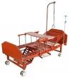 Кровать б/у механическая YG-6 (MM-091) c туалетным устройством и  матрасом. На гарантии