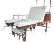 Кровать медицинская механическая E45A в комплекте с матрасом и противопролежневым матрасом