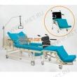 Механическая функциональная медициская кровать с интегрированным креслом-каталкой MET INTEGRA