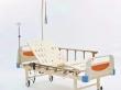 Кровать медицинская с электроприводом DB-7 MM-77H с надкроватным столиком