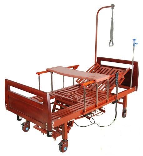 Кровать медицинская для интенсивной терапии с электроприводом YG-3 MM-92