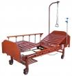 Кровать медицинская DB-7 MM-77 (дерево)