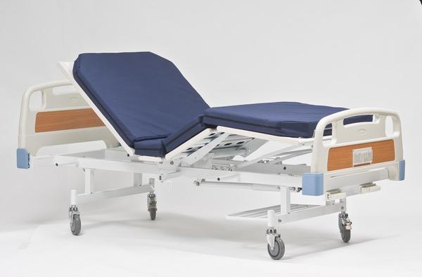 Виды медицинских кроватей